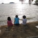 тайские детишки