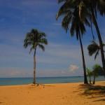 пляж на Grand Laguna
