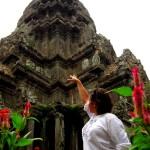 главная башня Ангкор-Вата