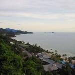 панорама Wite Sans Beach