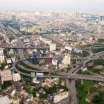 дорожные развязки Бангкока