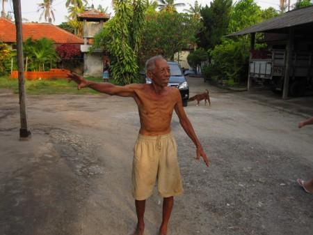 житель юга Бали