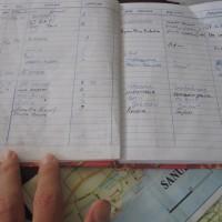 книга посещений заповедника