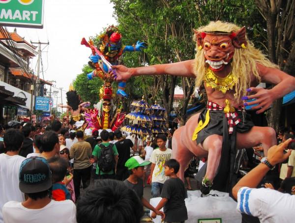 Фестиваль демонов