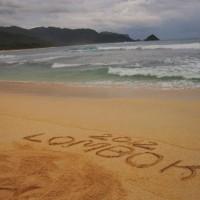 графити на песке