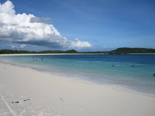 Мучной пляж