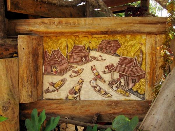 Творчество Таиланда