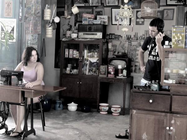 Ретро-Бангкок: Юго-Восточная Азия - настоящая машина времени: в Москве 2011 год, в Таиланде 2554, а на Бали 1933!