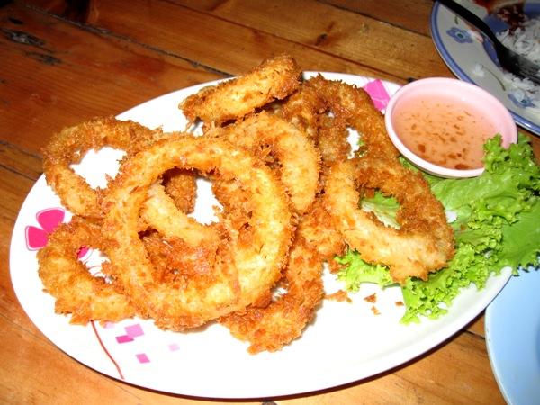 Рыбные кольца
