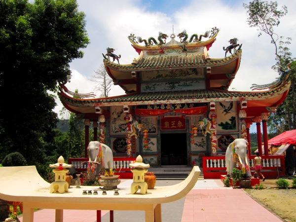 Храм Ко Чанга №1