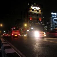 Samsen Road вечером