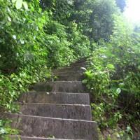 Загадочная лестница