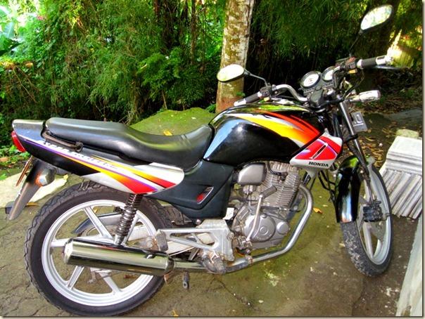 Honda Tiger 200СС