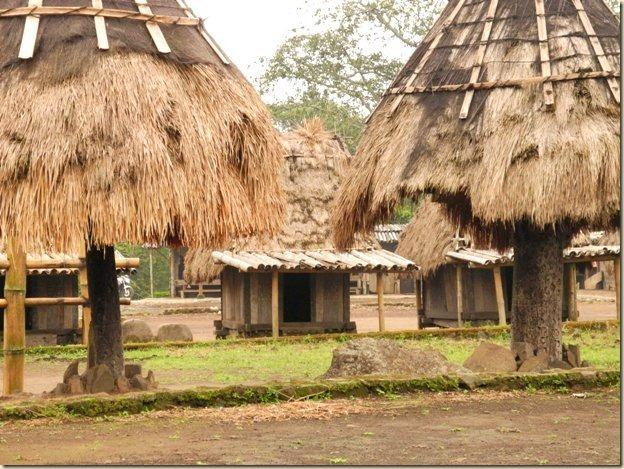 Центральная ритуальная площадь