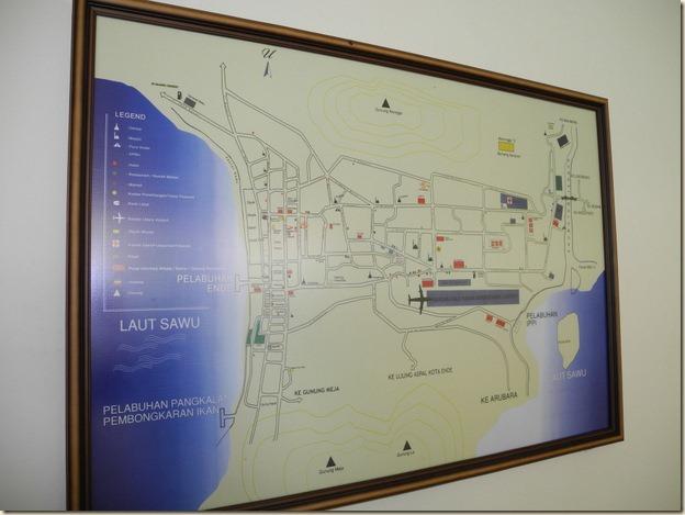 Карта города Энде