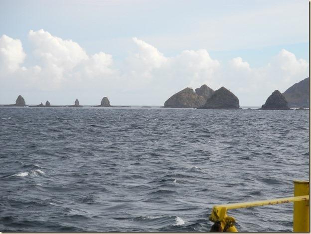 Первые островки Сумбавы