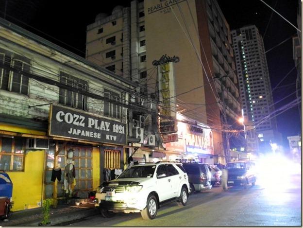 Вечерняя Манила - переулок