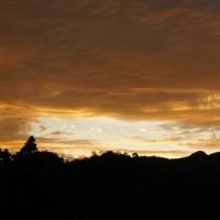 Закат в Сабанге