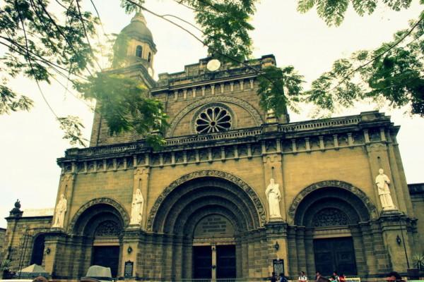 Кафедральный собор Манилы