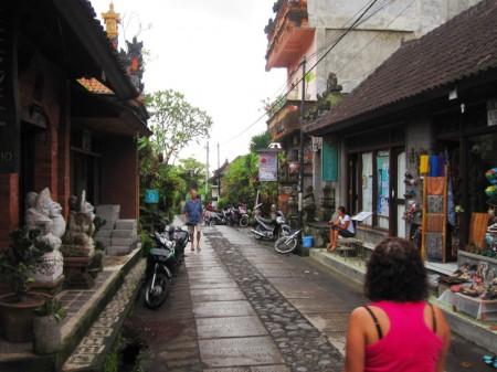 улочка Убуда