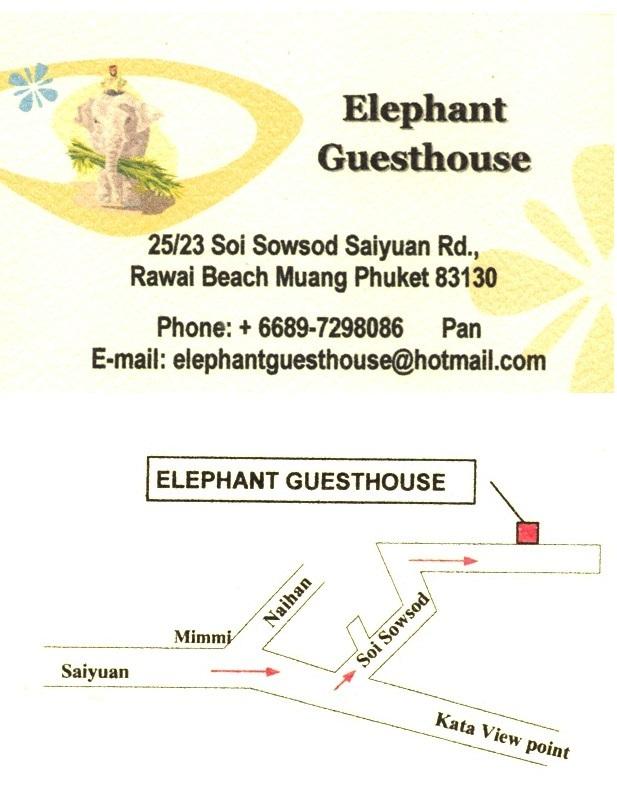 Elephant Guesthouse