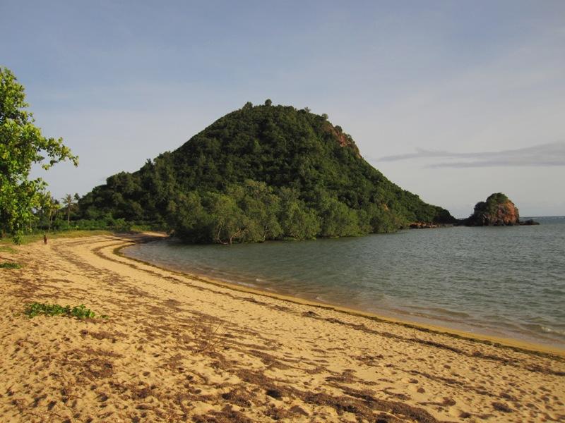 пляж Куты - Ломбок