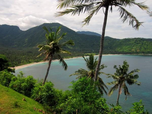Райская лагуна