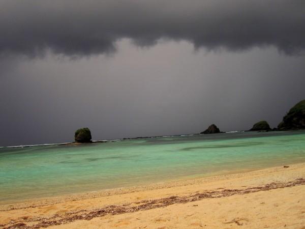 Буря идет