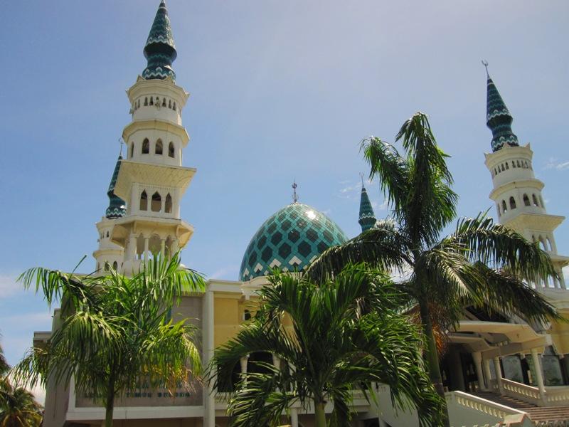 мечеть Ломбока