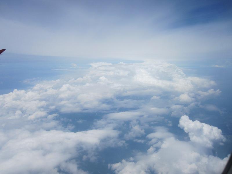 там, под облаками - Бали