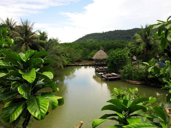Прудик Spa Koh Chang