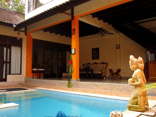 Вилла Kita в Убуде