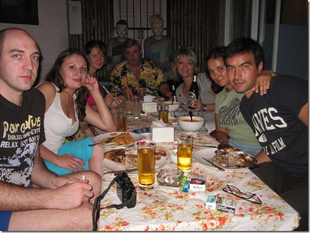 Наша команда путешествия на Ко Чанг