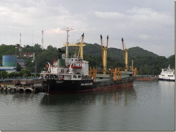 порт Лембар на Ломбоке