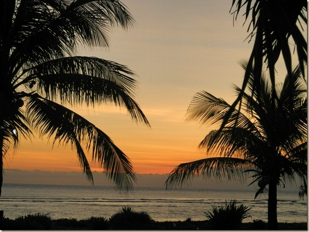 Сумбавский закат