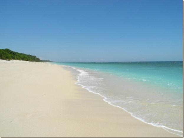 7 км безлюдного пляжа Тропикал