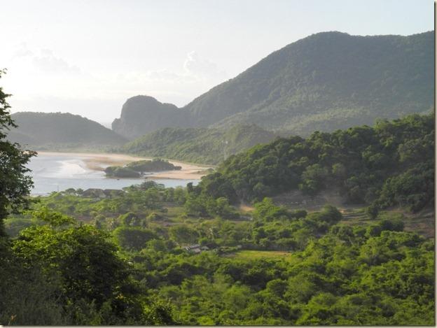 Вид на Ратунг и Йо-йо бич