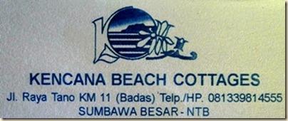 Kencana Beach Hotel
