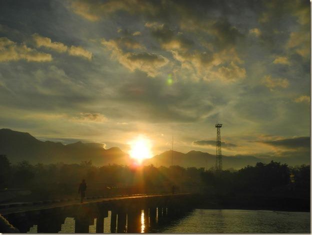 Солнце встало