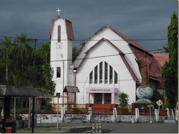 Католический собор в Энде