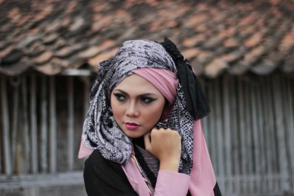 Индонезийская красавица
