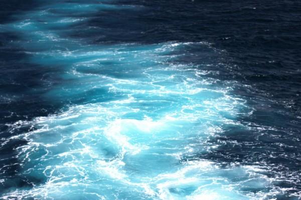 Морской след
