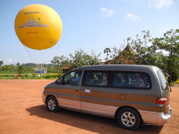 Angkor Baloon