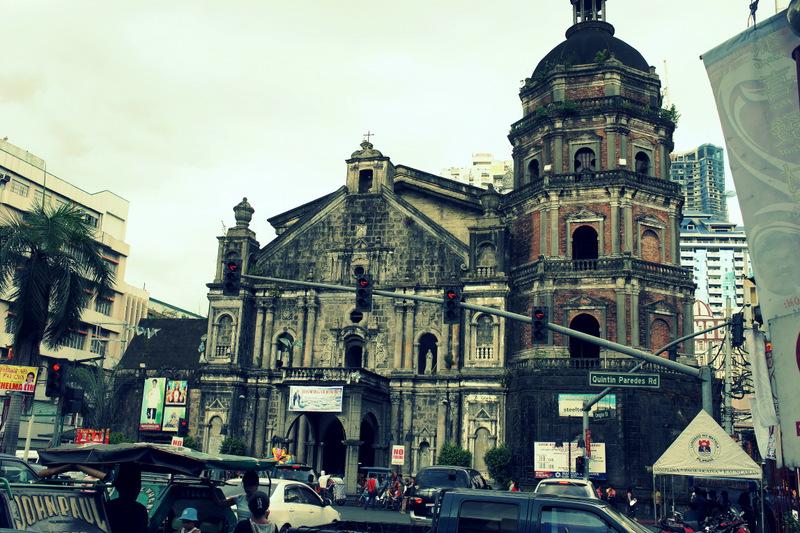Церковь района Бинондо (Чайна Таун)