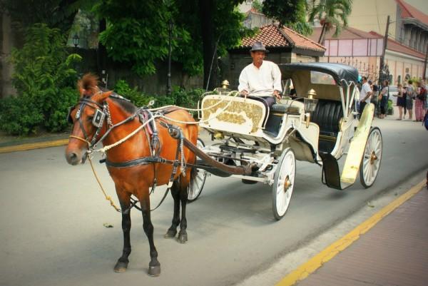 Манильский извозчик