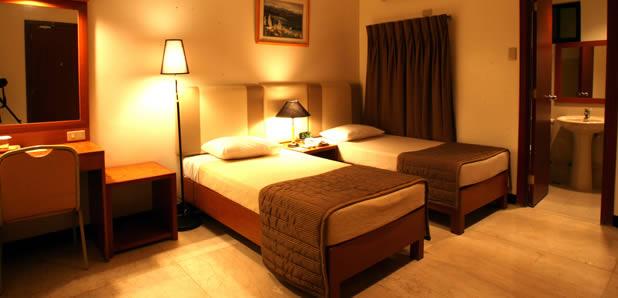 Отель в Маниле (район Малате)